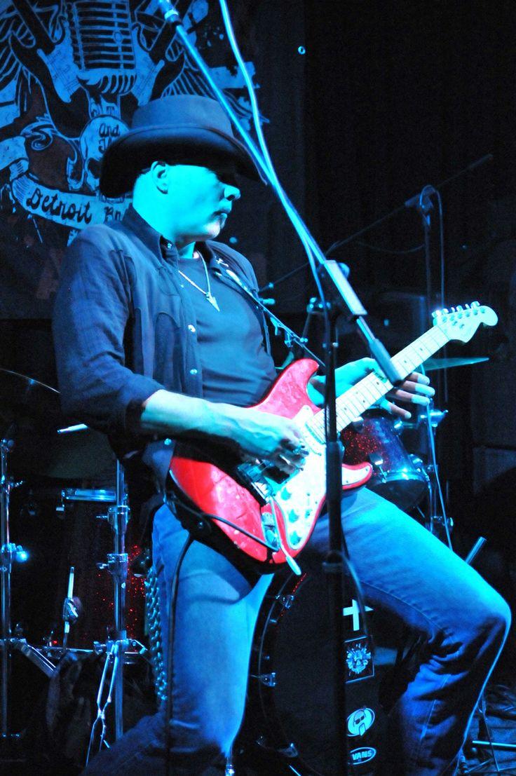 P-A-U-L Lamb & The Detroit Breakdown 16.11.13