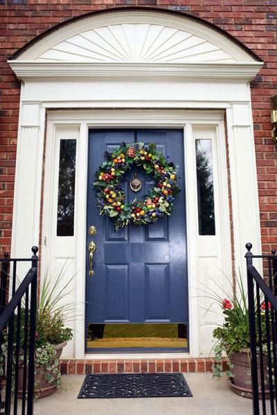 Feng Shui Home, Step 2, Front Door and Entry Decorating