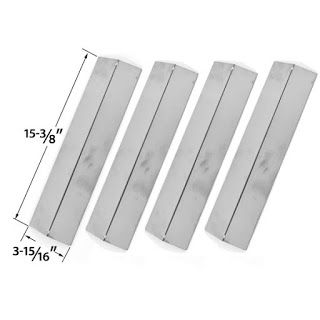 Grillpartszone- Grill Parts Store Canada - Get BBQ Parts, Grill Parts Canada: Aussie Vaporizor Bar | Replacement 4 Pack Stainles...