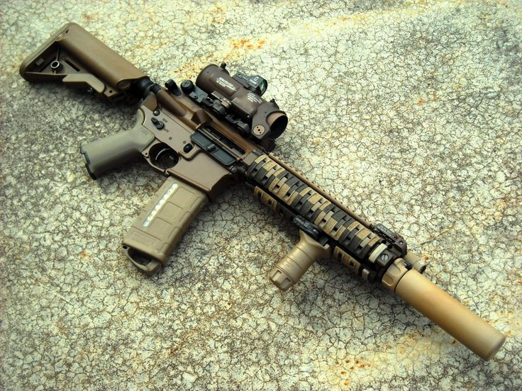 Daniel Defense MK-18 Mod1...