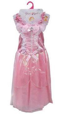 Prenses Kostümü, Parlak 5-7 yaş