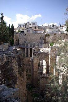 Piscina de Bethesda - Wikipedia, la enciclopedia libre