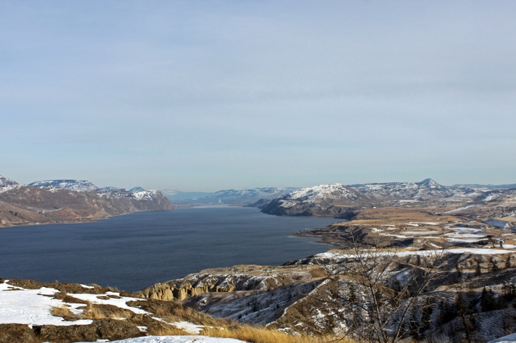 kamloops lake  By Laura Kelsey - wordsmore.com