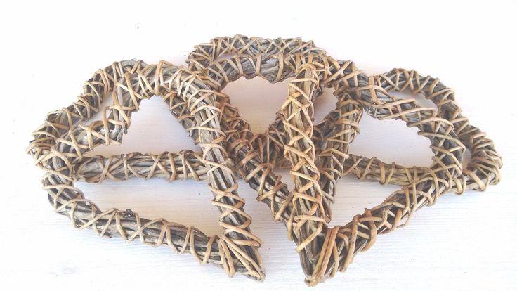 Cuore intrecciato decorazione country cuore ghirlanda 1 pz | eBay
