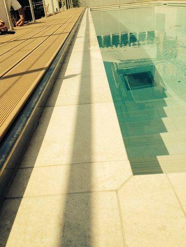 Freestanding Aboveground Swimming Pool, Lido di Jesolo, 2014 - Preformati Italia