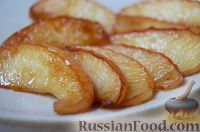 Фото к рецепту: Великолепные жареные яблоки