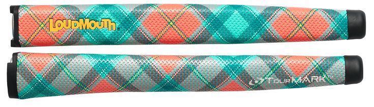 'Peachy' Oversize. Purchase online at www.tourmarkgrips.com
