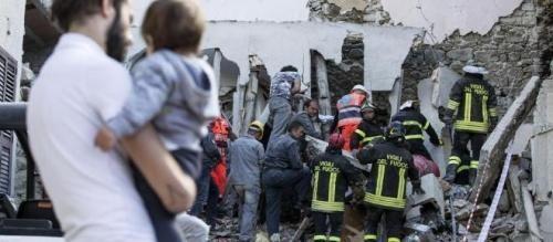 Attualità: #Sale a #247 il numero delle vittime del terromoto: Amatrice la più colpita (link: http://ift.tt/2bpQ3re )