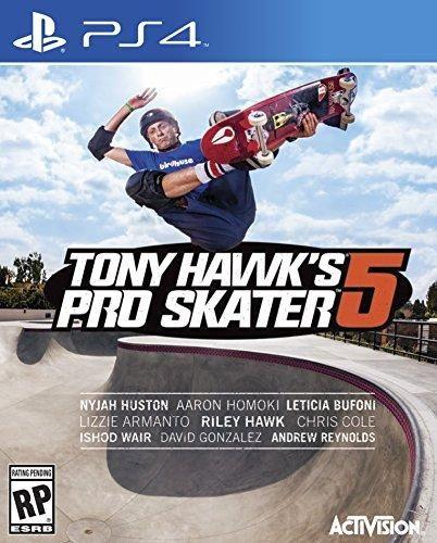 Tony Hawk's Pro Skater 5 - Standard Edition - PlayStation 4
