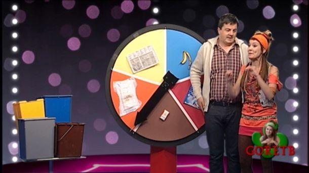 GORETB presenta el programa 'La ruleta del puerta a puerta'