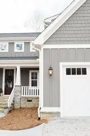 Image result for white and grey cottage