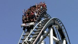 Silver Star off-ride HD Europa Park - YouTube