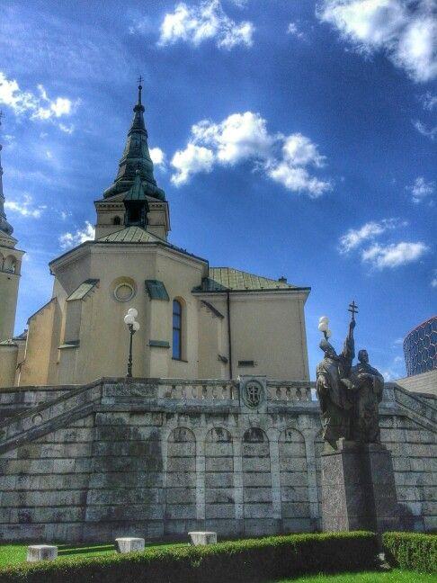 Žilina - Slovakia,  Cyril a Metod