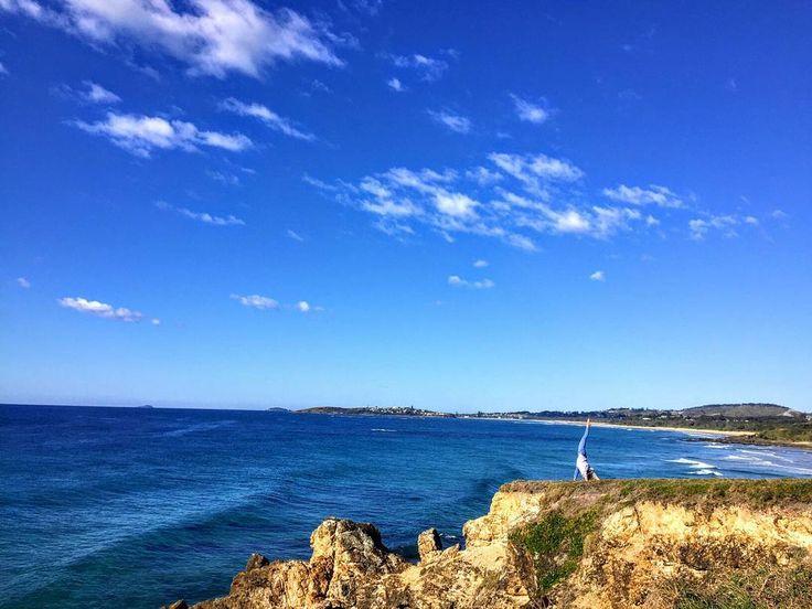 Aussie coast 👌🌊 #sydneystrengthconditioning #fluidsurfer