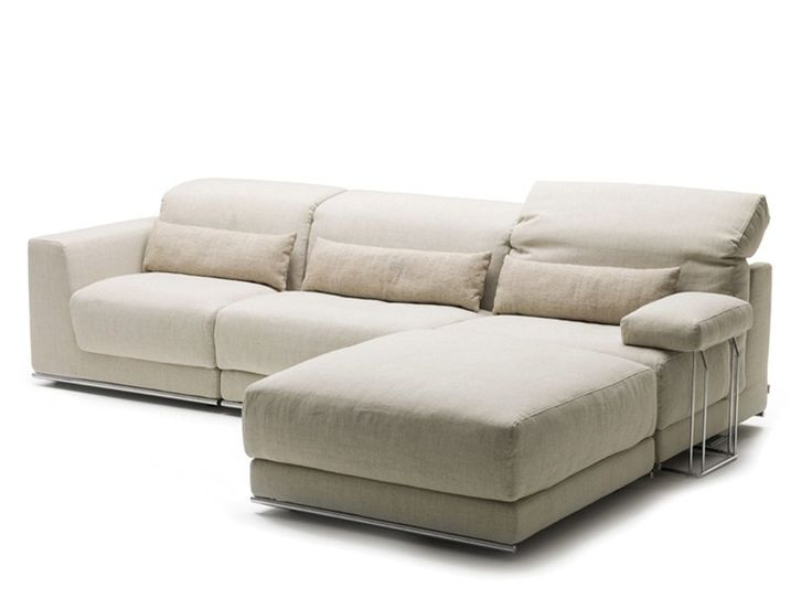 Leather Sectional Sofa recliner sofa bed with chaise longue Joe design ALESSANDRO ELLI to manufacturer Milano Bedding