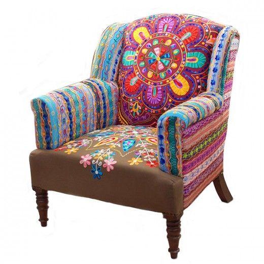 encuentra este pin y muchos ms en deco hindu de sillones antiguos tapizados