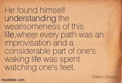 William Golding - Lord of the Flies - such an amazing author!!