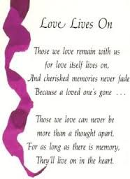 quotes for loved ones who passed away - Google Search