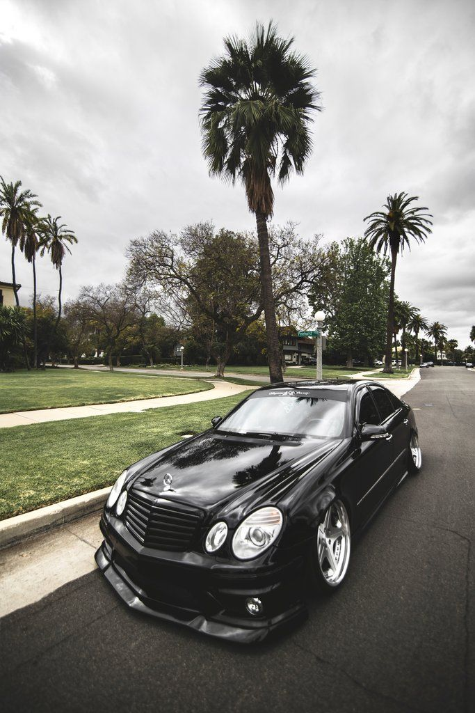 Bringing Back The Clean Builds Aaron Chan 2008 Mercedes Benz