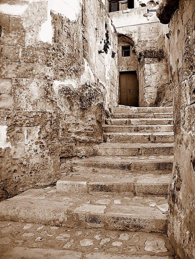 Όμορφος κόσμος, μαγικός: Sassi di Matera-οι πέτρες-σπηλιές της Ματέρα