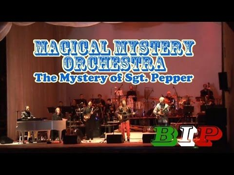 Magical Mystery Orchestra - The Mystery Of Sgt. Pepper  [Full Album] #beatles #britpop #oldies #fabfours