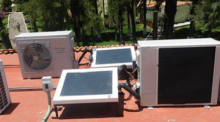 Aire Acondicionado Solar 3