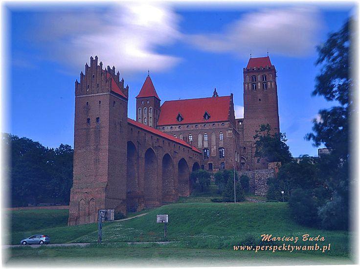 Kwidzyn Castle - polecam i stronkę - www.perspektywamb.pl