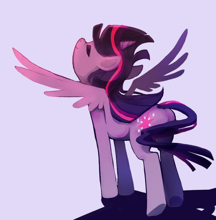 Twilight Sparkle Alicorn by ~IncoMpleTeSTAR on deviantART