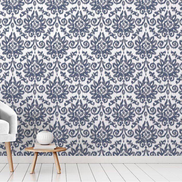 Helmer Peel And Stick Wallpaper Panel Wallpaper Panels Fabric Covered Walls Peel And Stick Wallpaper