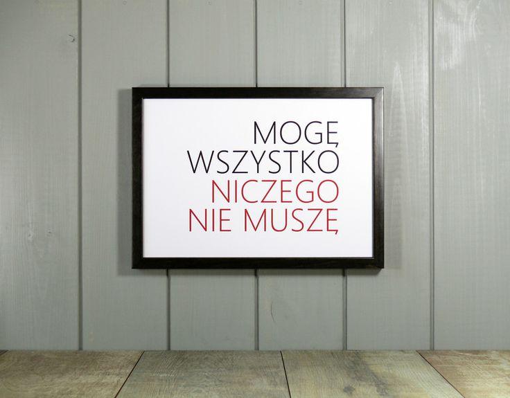 Grafika 21 x 30 cm Wzór 19 - ah-decor - Ozdoby na ścianę