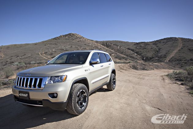 From the Eibach Garage: Jeep Grand Cherokee - Get Lifted | blog.eibach.com