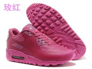 new product 4d7eb ea33f Women Air Max Women Air Max 90 Hyperfuse Hot Pink  Women Air Max 90 - Women Air  Max 90 Hyperfuse Hot Pink features Nike s lighter and more breathable ...