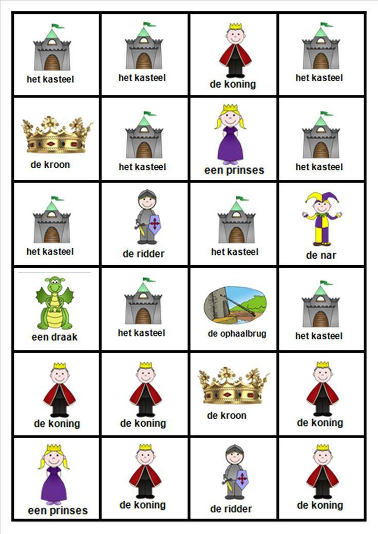 domino thema ridders