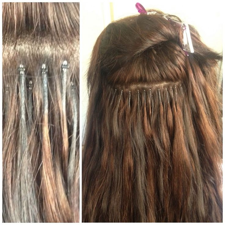 Beading Method For Hair Extensions Human Hair Extensions