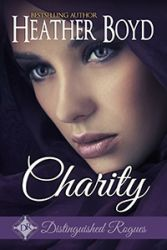 Charity book cover image