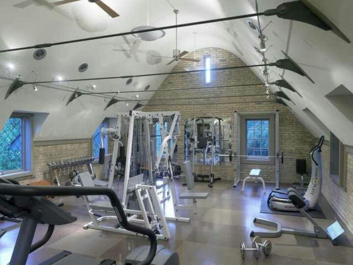 22 best HOME GYM \ STUDIO images on Pinterest Home dance studio - fitnessstudio zuhause einrichten