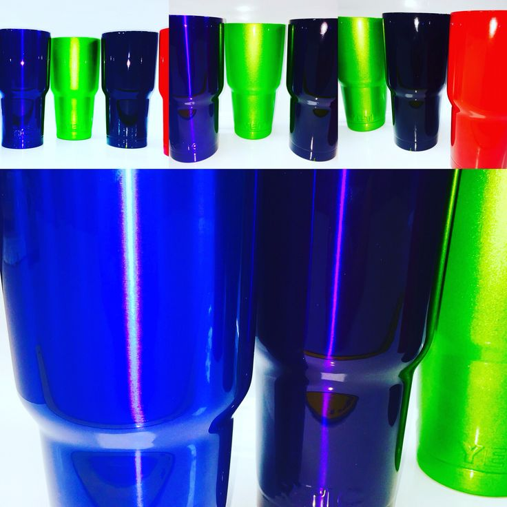 vibrant powder coated stainless steel cups  rtic  u0026 yeti in stock  customize yours today