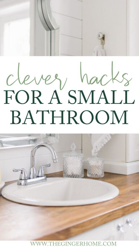 7 Tiny Master Bathroom Design Tips The Ginger Home In 2020 Diy Bathroom Remodel Master Bathroom Design Small Bathroom
