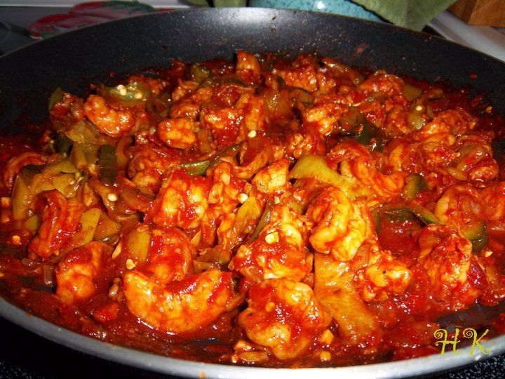 Camarones a La Diabla (Diablo Shrimp) | Hispanic Kitchen