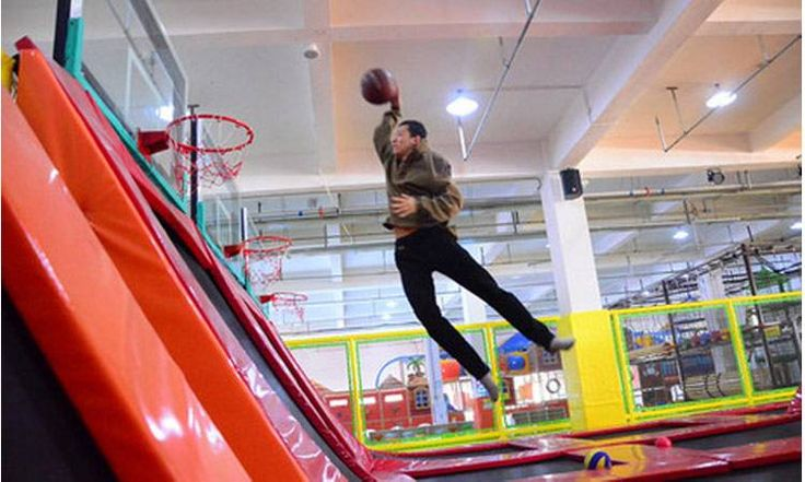 We dedicated ourselves in producing the best Bungee trampoline,our wholesale basketball machine is suitable to all ages, no matter kids or adults, our wholesale basketball machine will let go of your limitations and certainly meet all your needs!We have mainly specialized in manufacturing, technology developing and selling high-quality basketball machine for over 10 years.