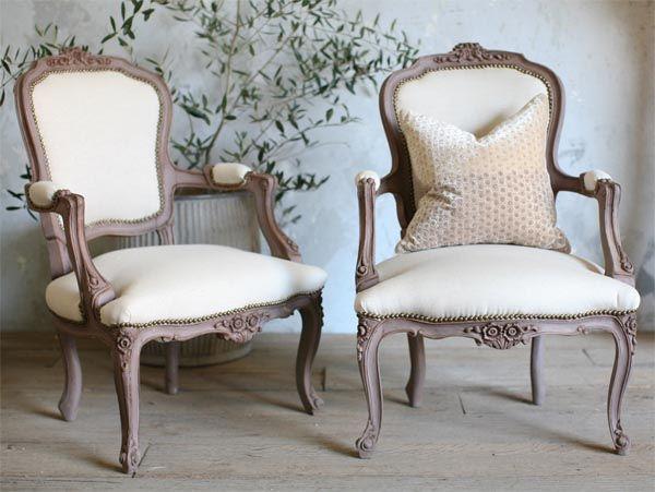 17 mejores ideas sobre sillas antiguas en pinterest - Como tapizar sillas antiguas ...
