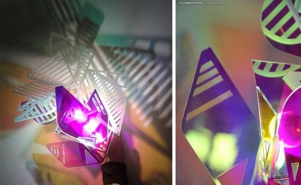 reflection shadows colors design walldecor interior home decor