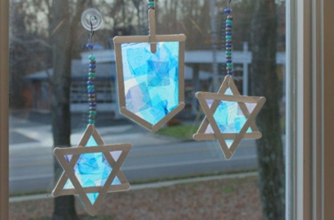 Hanukkah crafts for kids - Today's Parent