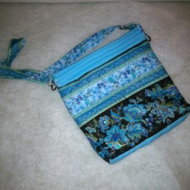 Quilted CCW purse handmade by me.