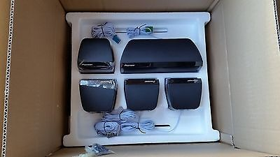 cool PIONEER HTZ-BD32 3D SURROUND SOUND HOME THEATER SYSTEM ~ NO BLU RAY PLAYER ~ - For Sale