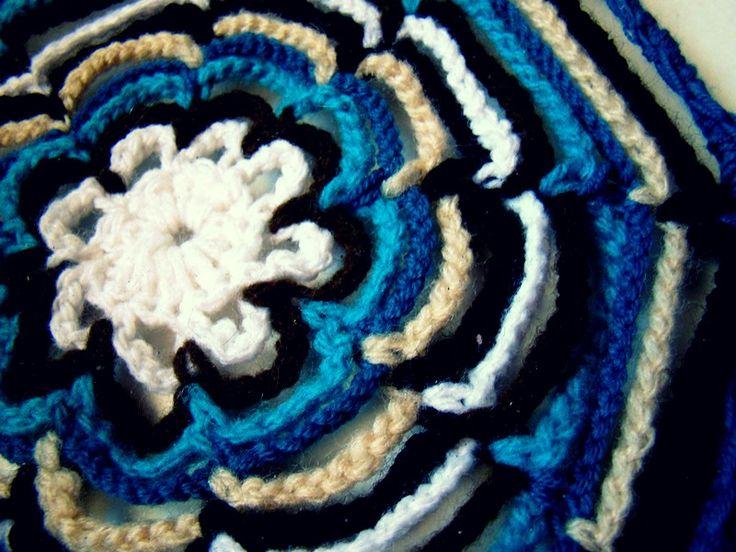 my vintage dreamcatcher - acchiappasogni in progress #crochet #vintage #dreamcatcher