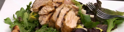 Biggest Loser Taste of the Islands Turkey Salad (Dolvett Recipe)