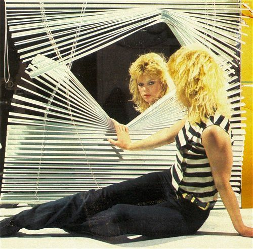 Kim Wilde early years ~ Check out for more pins: https://www.pinterest.com/nenoneo/kim-wilde/