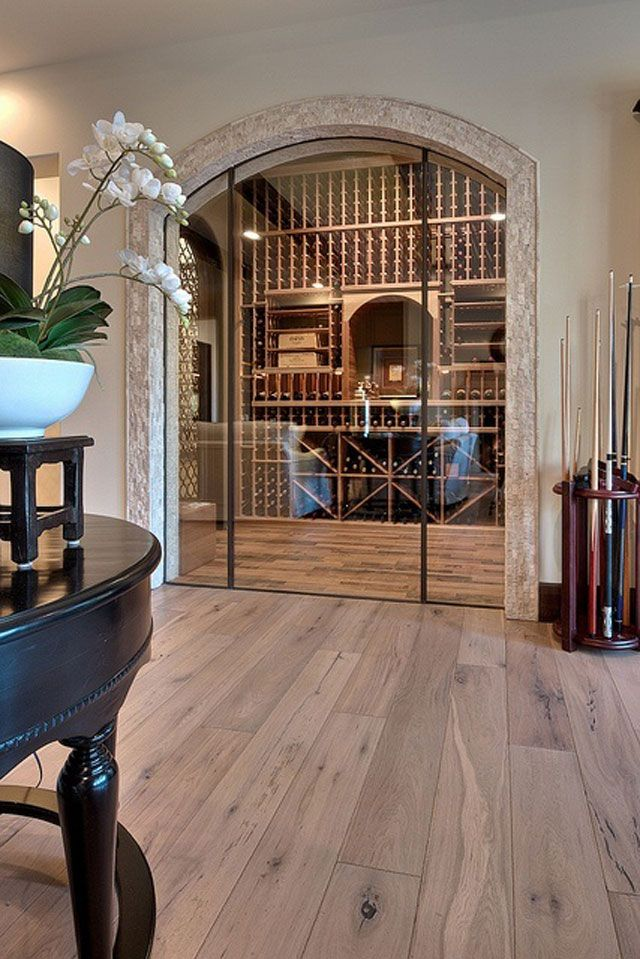 Beautiful Building A Wine Room: 16 Beautiful Wine Storage Design Ideas Photo