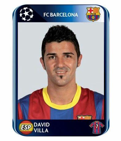 Barcelona - David villa